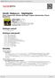 Digitální booklet (A4) Verdi: Nabucco - Highlights