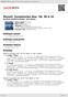 Digitální booklet (A4) Mozart: Symphonies Nos. 38, 39 & 41