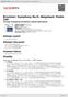 Digitální booklet (A4) Bruckner: Symphony No.0; Helgoland; Psalm 150