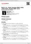 Digitální booklet (A4) Bach, J.S.: Flute Sonatas BWV 1020, 1030-1032; Partita BWV 1013
