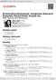 Digitální booklet (A4) Brahms/Dvorák/Janácek: Hungarian Dances/4 Romantic Pieces/Violin Sonata etc.