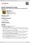 Digitální booklet (A4) Bartók: Bluebeard's Castle
