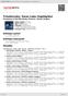 Digitální booklet (A4) Tchaikovsky: Swan Lake (highlights)