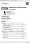 Digitální booklet (A4) Beethoven - Sonates Pour Violon Et Piano N°5, 7 Et 8