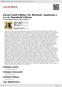 Digitální booklet (A4) Ančerl Gold Edition 34. Martinů: Symfonie č. 5 a 6, Památník Lidicím