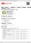 Digitální booklet (A4) Mon amour / Händel: Vodní hudba, Hudba k ohňostroji,....