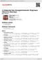 Digitální booklet (A4) L'Intégrale Des Enregistrements Originaux (Decca & Barclay)