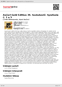 Digitální booklet (A4) Ančerl Gold Edition 39. Šostakovič: Symfonie č. 1 a 5