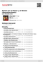 Digitální booklet (A4) Paseo por el Amor y el Deseo (Remasterizado)