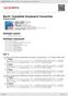 Digitální booklet (A4) Bach: Complete Keyboard Concertos