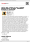 Digitální booklet (A4) Ančerl Gold Edition 42. Liszt: Preludia - Bárta: Koncert pro violu - Šostakovič: Koncert pro violoncello