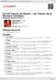 Digitální booklet (A4) Les 50 Trésors de Mozart - Les Trésors de la Musique Classique