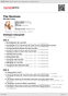 Digitální booklet (A4) The Remixes
