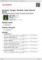 Digitální booklet (A4) Cornysh, Turges, Prentes: Latin Church Music
