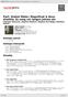 Digitální booklet (A4) Part: Stabat Mater; Magnificat & Nunc dimittis; Es sang vor langen Jahren etc