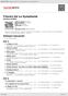 Digitální booklet (A4) Tresors De La Symphonie