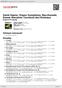 Digitální booklet (A4) Saint-Saens: Organ Symphony; Bacchanale; Danse Macabre; Carnaval des Animaux