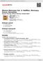 Digitální booklet (A4) Musica Mexicana Vol. 3: Halffter, Moncayo, Ponce, Revueltas