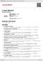 Digitální booklet (A4) I Love Mozart