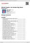 Digitální booklet (A4) Michel Fugain, les Années Big Bazar