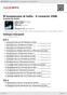 Digitální booklet (A4) M'innamoravo di tutto - Il concerto 1998