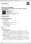 Digitální booklet (A4) Puccini: La Boheme