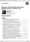 Digitální booklet (A4) Marcello: The 50th Psalm from: Estro Poetico-Armonico, Venezia 1726