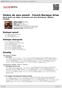 Digitální booklet (A4) Ombre de mon amant - French Baroque Arias