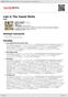 Digitální booklet (A4) Leki & The Sweet Mints