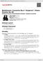 """Digitální booklet (A4) Beethoven: Concerto No.5 """"Emperor""""; Piano Sonata No.28"""