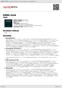 Digitální booklet (A4) ABBA Gold