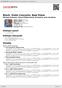 Digitální booklet (A4) Bloch: Violin Concerto; Baal Shem