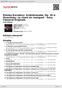 Digitální booklet (A4) Rimsky-Korsakov: Schéhérazade, Op. 35 & Stravinsky: Le chant du rossignol - Sony Classical Originals