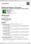 """Digitální booklet (A4) Handel and Porpora """"The Rivals"""""""