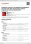 Digitální booklet (A4) California Concert: The Hollywood Palladium (CTI Records 40th Anniversary Edition - Original recording remastered)