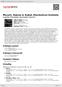 Digitální booklet (A4) Mozart, Rejcha & Kukal: Klarinetové kvintety