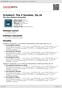 Digitální booklet (A4) Schobert: The 4 Sonatas, Op.16