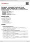 Digitální booklet (A4) Korngold: Schauspiel Overture, Piano Quintet, String Quartet No.2, Tomorrow