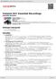 Digitální booklet (A4) Vampire Girl: Essential Recordings