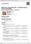 Digitální booklet (A4) Glazunov: Symphony No. 3; Stenka Razin; The 2 Serenades