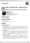 Digitální booklet (A4) Leoncavallo: La Nuit de mai - Opera Arias & Songs