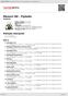 Digitální booklet (A4) Memori Hit - Flybaits