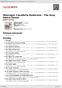 Digitální booklet (A4) Mascagni: Cavalleria Rusticana - The Sony Opera House