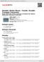 Digitální booklet (A4) Handel: Water Music / Torelli, Vivaldi: Trumpet Concertos