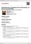 Digitální booklet (A4) Shostakovich: Symphony No.1/Stravinsky: Le Sacre du printemps