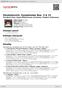 Digitální booklet (A4) Shostakovich: Symphonies Nos. 3 & 12