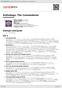 Digitální booklet (A4) Anthology:  The Commodores