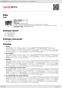 Digitální booklet (A4) Hits