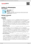 Digitální booklet (A4) Sailing To Philadelphia