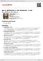 Digitální booklet (A4) Jerry Williams & The Violents - Live